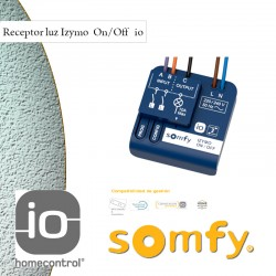 Receptor Izymo io on/off